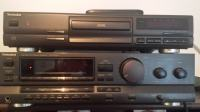 Technich receiver i cd player