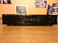 yamaha cd player cd 500