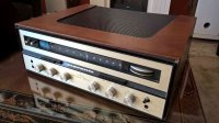 Marantz 18 - Eighteen - XXX Rare - Osciloskop - originalni Woodcase