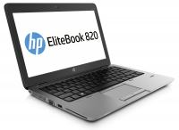 "Hp Elitebook 820 G1 laptop, i5-4210U/128SSD/4GB/12.5""/win10 Pro"