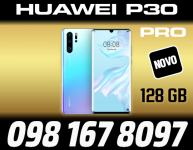 HUAWEI P30 PRO 128GB,CRYSTAL,ZAPAKIRANO,DOSTAVA ZG,R1,HP EXPRES HR