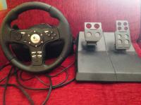 Volan LOGITECH Driving force EX za PS3,PS2,PC