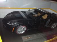 Diecast model Chevrolet Corvette Stingray 2014 Police  1/18 Maisto