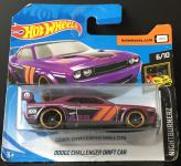 Hot Wheels '18 Doodge Challenger Drift Car