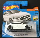 Hot Wheels '19 Mercedes-Benz A-Class