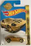 Hot Wheels  Ford Shelby GR-1 Concept (2016)