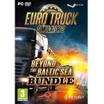 Euro Truck Simulator 2 + Beyond The Baltic Sea Bundle PC igra,novo