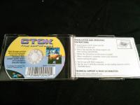 GTOK-The Defender mini cd,3D Igrica