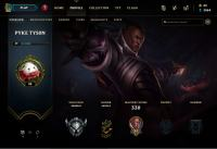 League of Legends account EU West