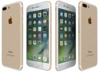 APPLE IPHONE 7 PLUS 32GB GOLD TOP STANJE