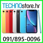 Apple iPhone XR 64GB 128GB 256GB (nov, zapakiran, dostava, garancija)