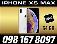IPHONE XS MAX 64GB SILVER,VAKUM,R1,RACUN BRZA DOSTAVA ZAGREB HP EXPRES