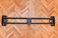 Gearbox Slider Track Two 100cm za pro video kamere i DSLR Cine slider