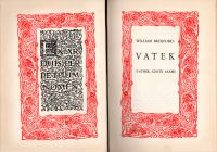 Beckford, William - Vatek : (Vathek, conte arabe)