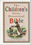 The Children's Daily Devotional Bible (Contemporary English Version)