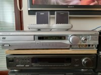 Receiver Kenwood DVR-6100