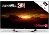 LG 3D Smart Led Tv LG 55LM660S+4 para 3D naočala-Cinema 3D