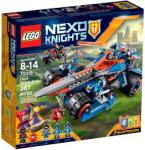 LEGO Nexo Knights - Clay's Rumble Blade 70315