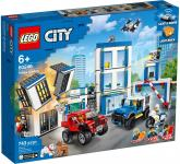 Set LEGO kocke City Police Station (60246)