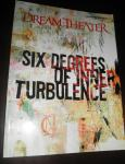 Dream Theater: Six Degrees of Inner Turbulance GUITAR TAB