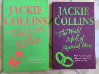 JACKIE COLLINS, The Love Killers / The World is full of Married Man