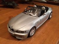 Burago BMW Z3 model 1:24