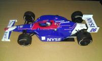 Indycar Dallara, Andretti 1/18 Greenlight limited edition