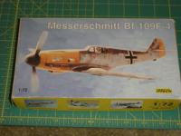 Intech 1/72 Messerschmitt Bf 109 F-4