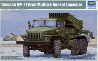 Maketa 1/35 Russian BM-21 GRAD Multiple Rocket Launcher