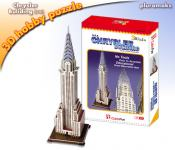 Maketa 3D Puzzle Chrysler Building