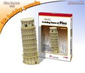 Maketa 3D Puzzle Pisa Tower