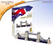 Maketa 3D Tower Bridge