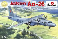 maketa avion Antonov An-26 (kasna inačica)