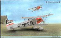 maketa avion Heinkel He 51