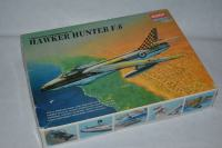 Maketa aviona Hawer Hunter F.6