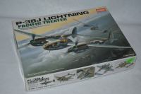 Maketa aviona P-38J Lightning (Pacific Theater)  (1:72)
