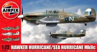 Maketa Hawker Hurricane/ Sea Hurricane MkIIc (1/72)