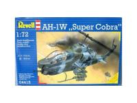 Maketa helikopter AH-1W Super Cobra