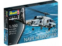 Maketa helikopter SH-60 Navy Helicopter _N_N_