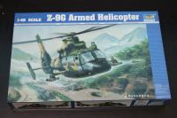 Maketa helikopter Z-9 G  1/48