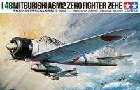 Maketa Mitsubishi A6M2 Type 21 Zero Fighter (1/48)