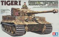 Maketa Sd.Kfz.181 Tiger I Ausf.E Late Version (1/35)