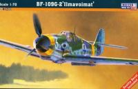 Poklon set maketa avion MESSERSCHMITT Bf 109 G-2