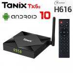 ANDROID TV BOX Tanix TX6S/ANDROID 10/BESPLATNI TV PROGRAMI/6K/KODI