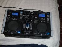 Gemini CDM-3600 Professional DJ Work Station