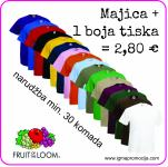 T-majica FRUIT OF THE LOOM