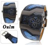 OULM sat sa dva vremena dual time ---- radium double movement