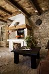 Beautiful renovated old stone house in Motovun!