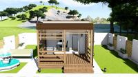 Mobile home – Tip - Kampa 23 -