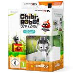 Chibi Robo! Zip Lash + Amiibo bundle (3DS)